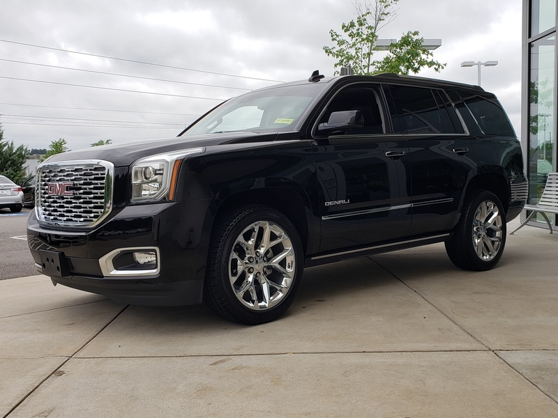 2003 gmc yukon denali owners manual