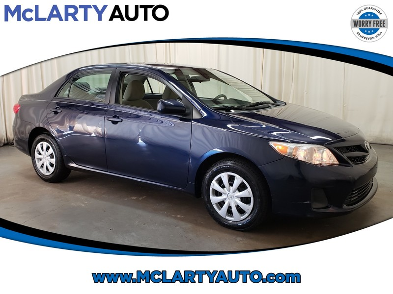Pre Owned 2011 Toyota Corolla Le 4 Door Sedan In North Little Rock