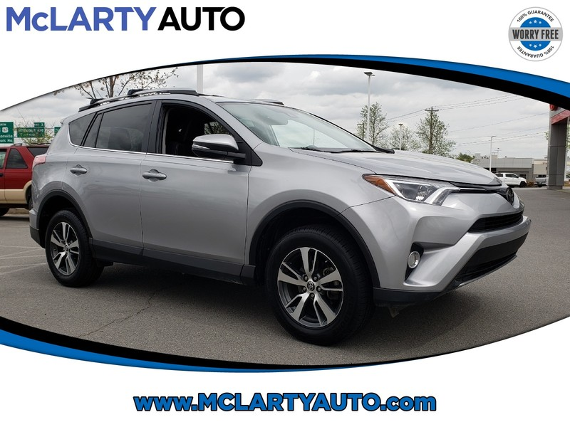 Pre-Owned 2018 TOYOTA RAV4 XLE FWD