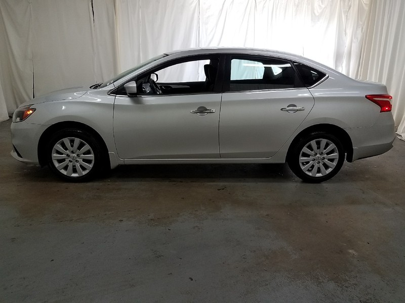 Pre-Owned 2018 NISSAN SENTRA S Sedan in North Little Rock #JY213589 ...