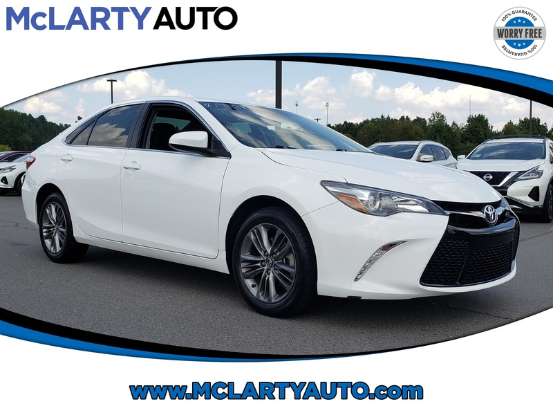 Toyota Little Rock >> Pre Owned 2017 Toyota Camry Se Auto Sedan