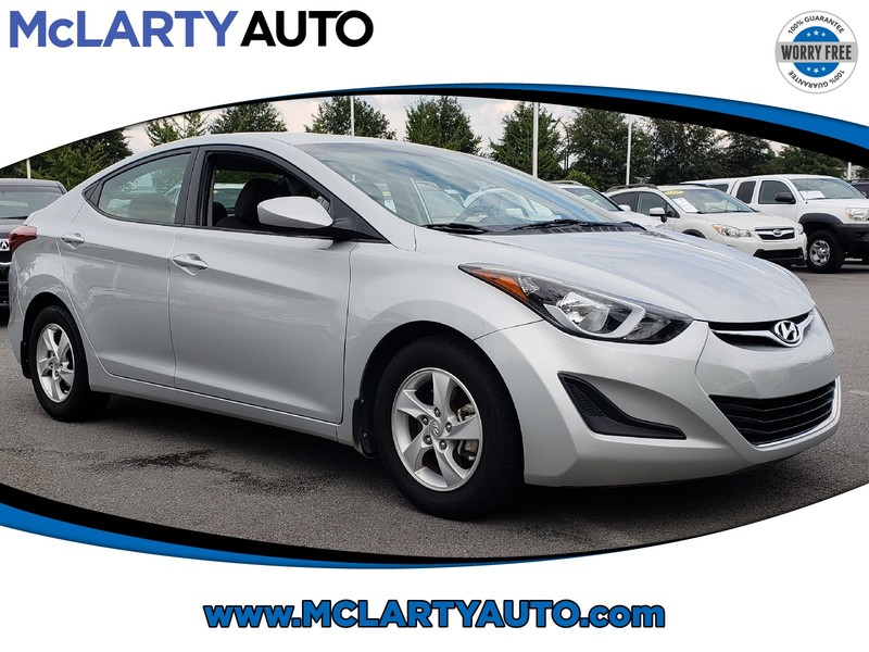 Attractive Pre Owned 2014 HYUNDAI ELANTRA SE
