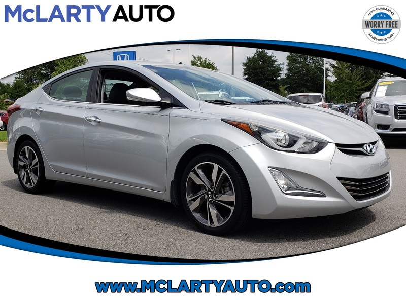 Awesome Pre Owned 2014 HYUNDAI ELANTRA LIMITED