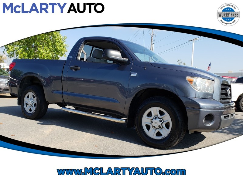 Pre Owned 2008 TOYOTA TUNDRA SR5 4.7L V8 5 SPD AT