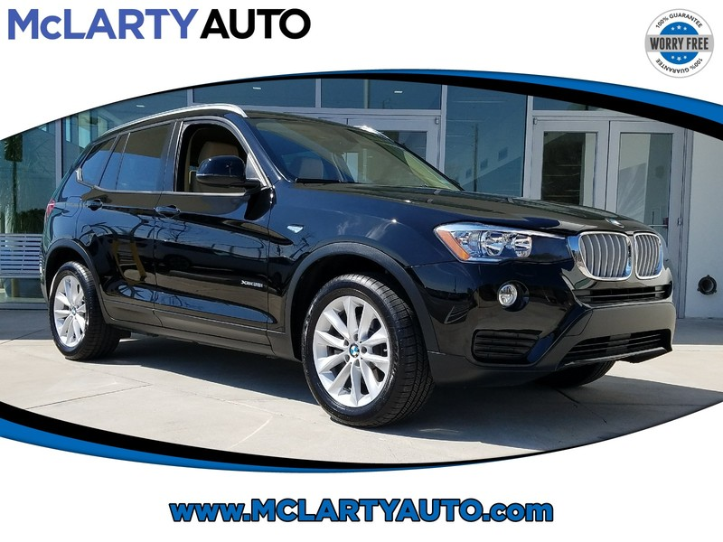 Pre Owned 2017 Bmw X3 Xdrive28i Sports Activity Vehicle