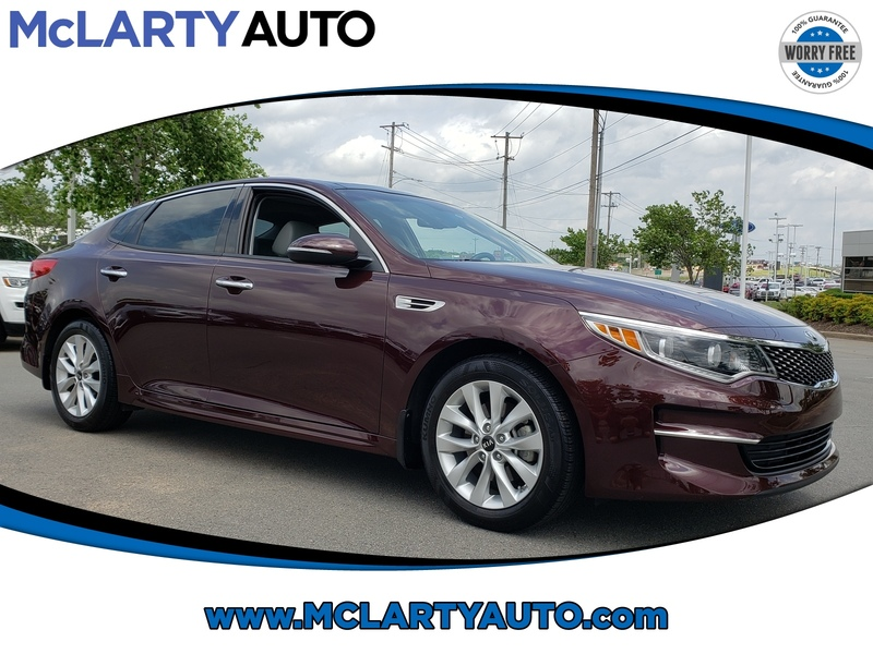 Pre-Owned 2016 KIA OPTIMA 4DR SDN EX With Navigation
