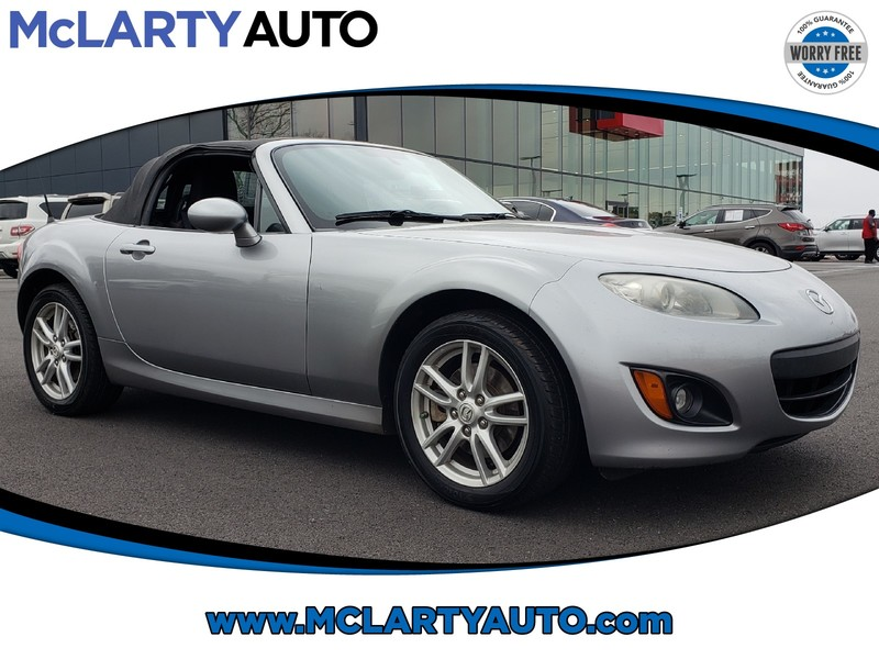 2 Door Convertible >> Pre Owned 2011 Mazda Miata 2dr Conv Auto Sport 2 Door Convertible In