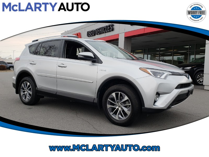 Pre Owned 2016 Toyota Rav4 Hybrid Awd 4dr Xle Sport Utility In North