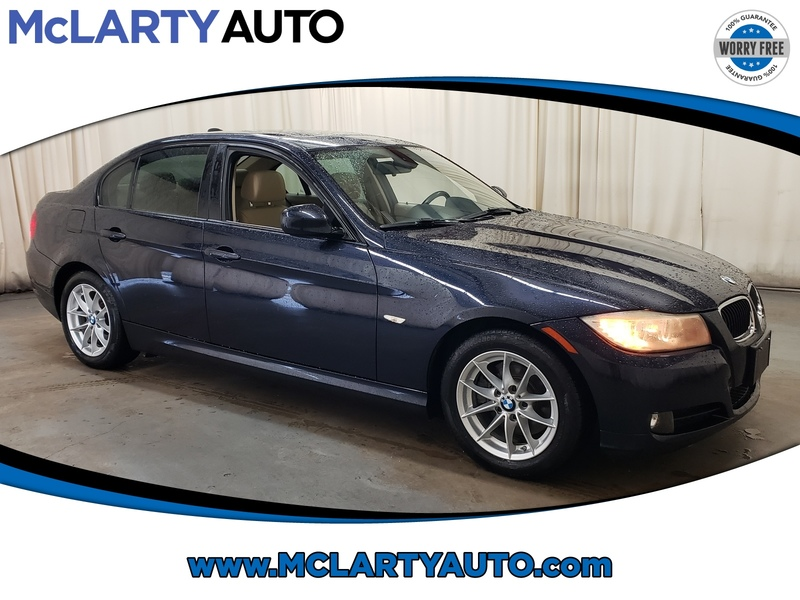 2010 BMW 328I >> Pre Owned 2010 Bmw 3 Series 328i With Navigation
