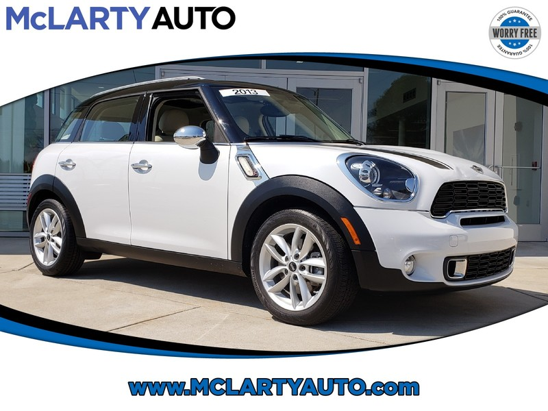 pre-owned 2013 mini cooper countryman base 4dr car in north little