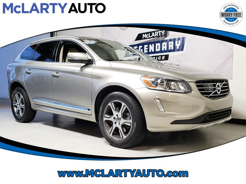 pre-owned 2014 volvo xc60 awd 4dr 3.0l sport utility in north little