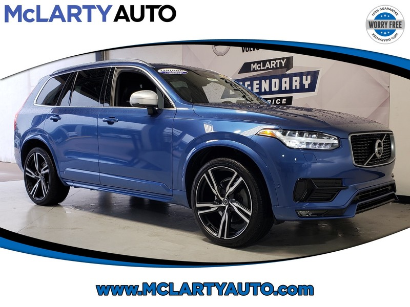 Pre-Owned 2016 VOLVO XC90 AWD 4DR T6 R-DESIGN