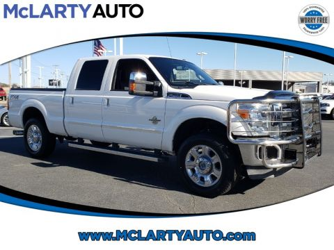 Pre-Owned 2015 FORD F-250 SUPER DUTY SRW LARIAT