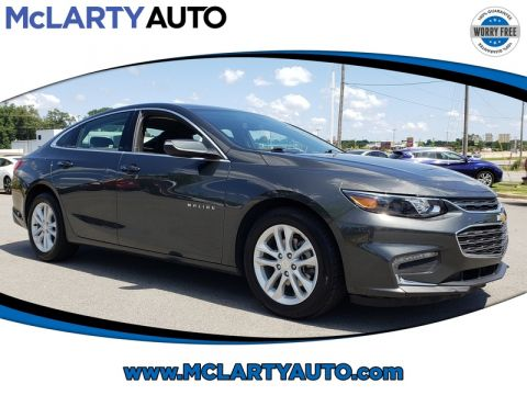 Pre-Owned 2018 CHEVROLET MALIBU 4DR SDN LT