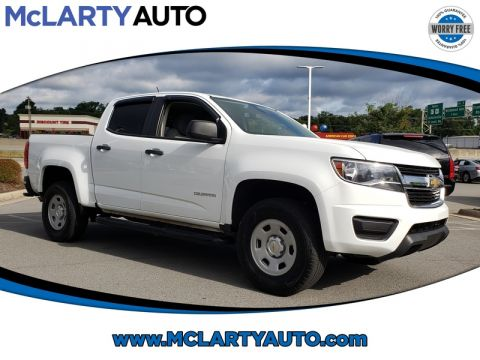 Pre-Owned 2016 CHEVROLET COLORADO 2WD CREW CAB 128.3