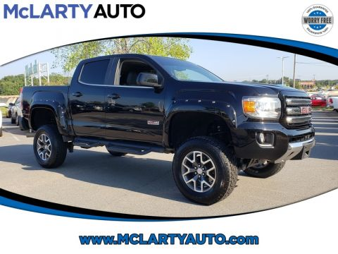 Pre-Owned 2016 GMC CANYON 4WD CREW CAB 128.3 ALL TERRAIN