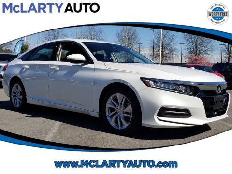 Pre-Owned 2018 Honda ACCORD SEDAN LX