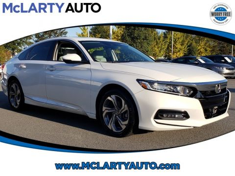 Pre-Owned 2018 Honda ACCORD SEDAN EX-L