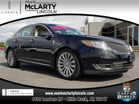 Pre-Owned 2016 LINCOLN MKS 4DR SDN 3.7L AWD