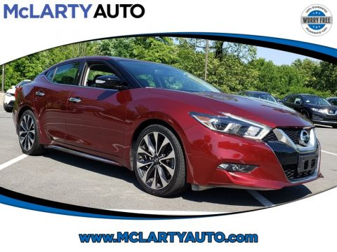 Pre-Owned 2016 NISSAN MAXIMA 4DR SDN 3.5 SR
