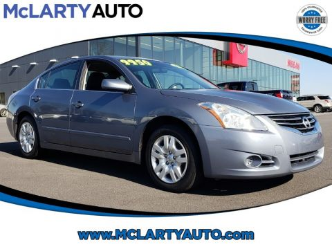 Pre-Owned 2011 NISSAN ALTIMA 4DR SDN I4 CVT 2.5 S