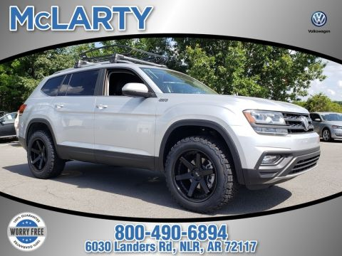 New 2019 VOLKSWAGEN ATLAS OZARK EDITION SE W/TECHNOLOGY