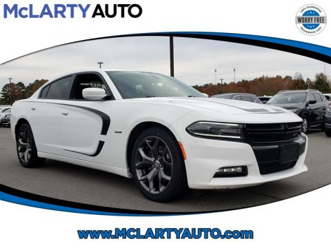 Pre-Owned 2015 DODGE CHARGER 4DR SDN RT RWD
