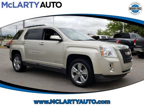 Pre-Owned 2015 GMC TERRAIN FWD 4DR SLT