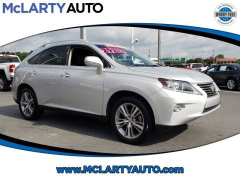 Pre-Owned 2015 LEXUS RX350 AWD 4DR
