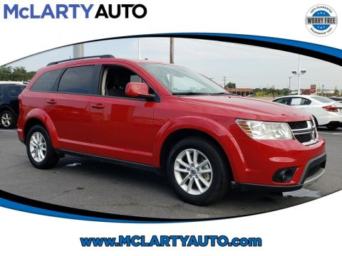 Pre-Owned 2018 DODGE JOURNEY SXT FWD