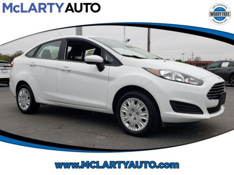 Pre-Owned 2019 FORD FIESTA S SEDAN