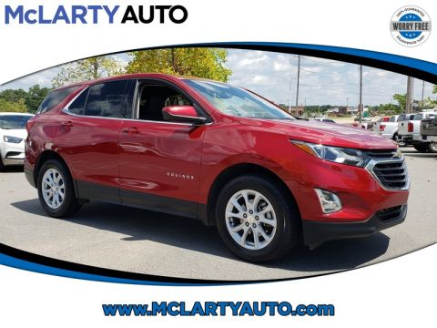 Pre-Owned 2018 CHEVROLET EQUINOX FWD 4DR LT