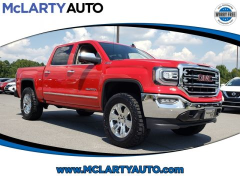 Pre-Owned 2016 GMC SIERRA 1500 4WD CREW CAB 143.5