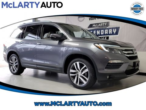 Pre-Owned 2016 Honda PILOT AWD 4DR ELITE W/RES & NAVI