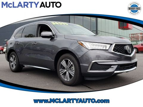 Pre-Owned 2017 Acura MDX FWD