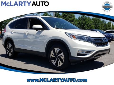 Pre-Owned 2016 Honda CR-V TOURING
