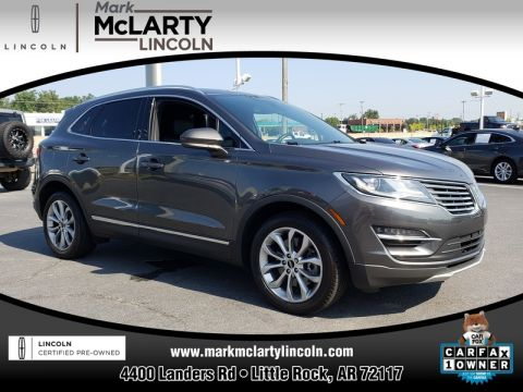 Pre-Owned 2017 LINCOLN MKC SELECT AWD