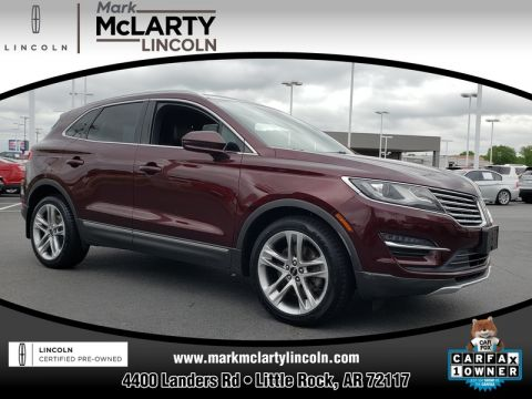 Pre-Owned 2016 LINCOLN MKC AWD 4DR RESERVE