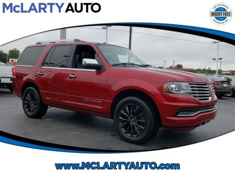 Pre-Owned 2015 LINCOLN NAVIGATOR 2WD 4DR