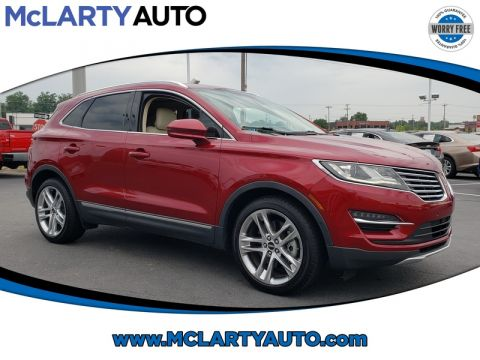 Pre-Owned 2015 LINCOLN MKC AWD 4DR