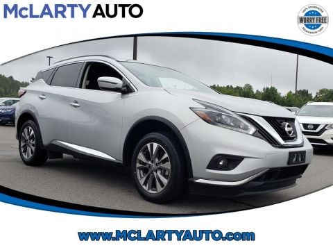 Pre-Owned 2018 NISSAN MURANO FWD SV