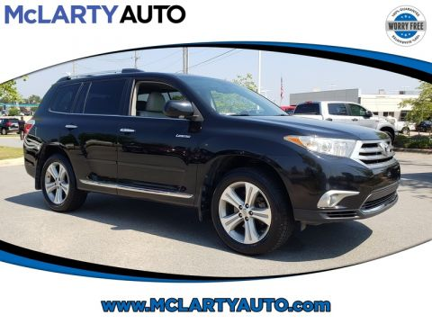 Pre-Owned 2012 TOYOTA HIGHLANDER FWD 4DR V6 LIMITED