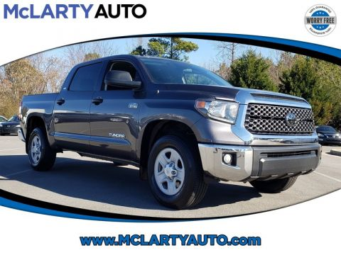 Pre-Owned 2018 TOYOTA TUNDRA CREWMAX 5.5' BED 5.7L