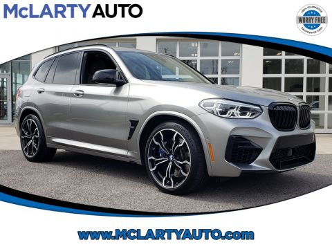 Pre-Owned 2020 BMW X3 M COMPETITION SPORTS ACTIVITY VEHICLE