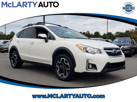 Pre-Owned 2016 SUBARU XV CROSSTREK 5DR CVT 2.0I LIMITED