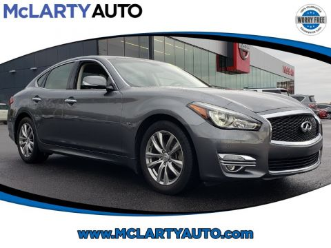 Pre-Owned 2016 INFINITI Q70 4DR SDN V6 RWD