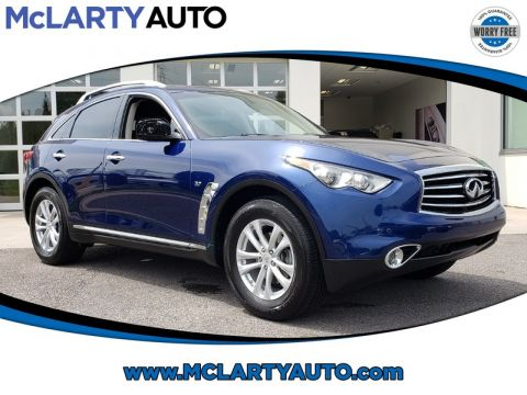 Pre-Owned 2015 INFINITI QX70 AWD 4DR