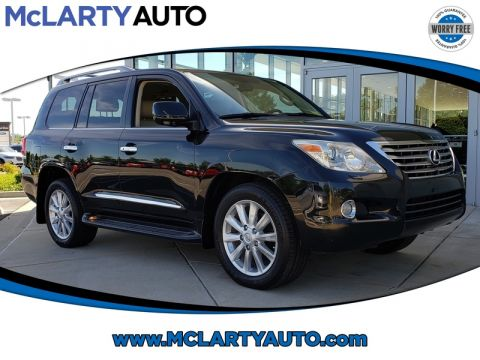 Pre-Owned 2009 LEXUS LX570 4WD 4DR