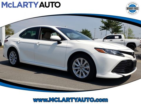 Pre-Owned 2018 TOYOTA CAMRY LE AUTO