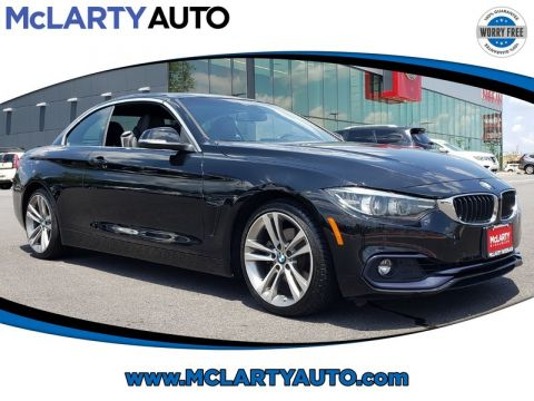 Pre-Owned 2018 BMW 4 SERIES 430I CONVERTIBLE